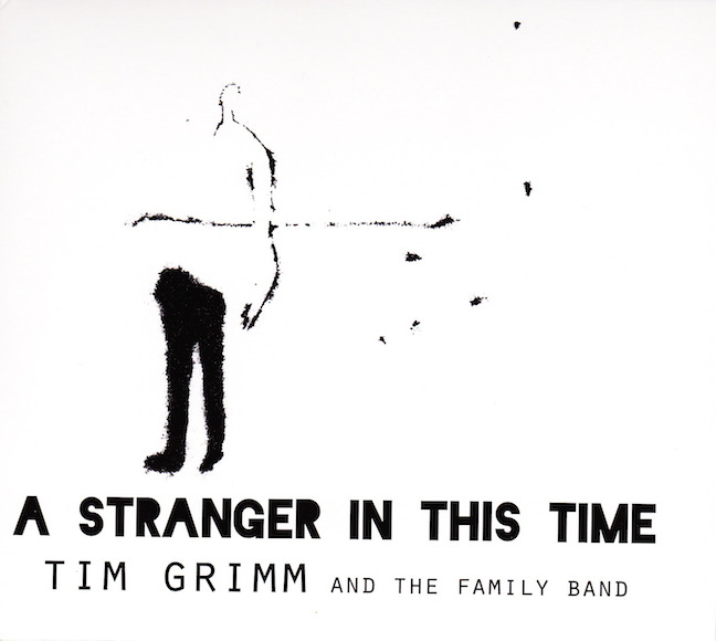 Tim Grimm and the Family Band – A stranger in this time