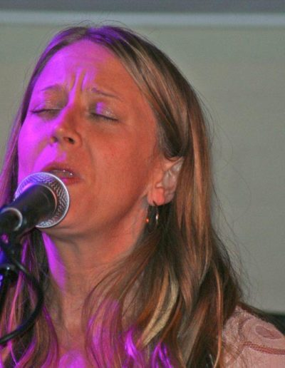Concert Sam Baker met Carrie Elkin 7 november 2014 In The Woods Lage Vuursche