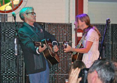 Sam Baker & Carrie Elkin