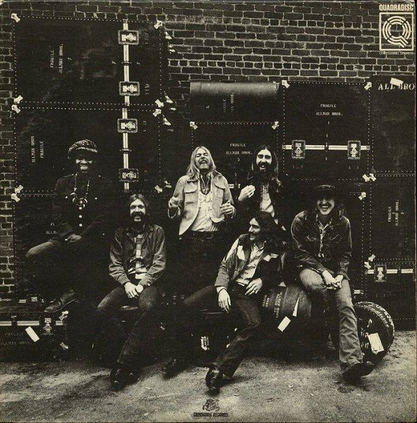 Allman Brothers Band – Live at Fillmore-East (1971)