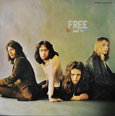 Free – Fire and Water (1970)